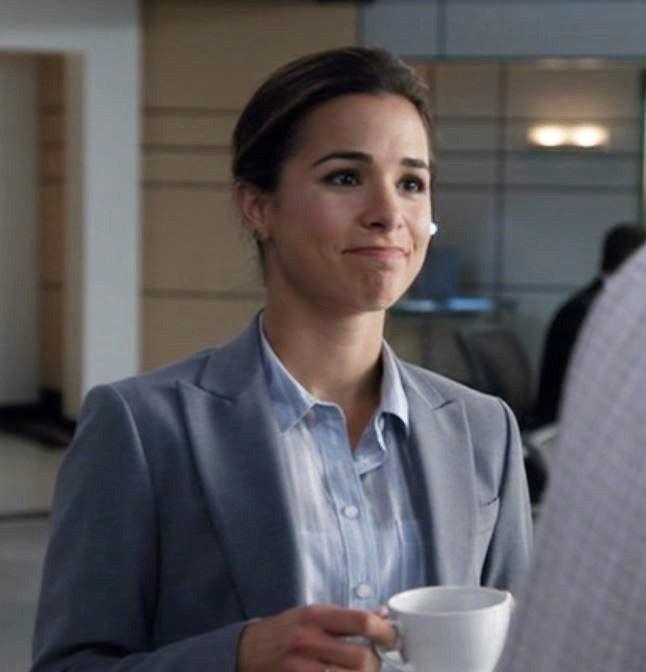 Michelle Vega, Rookie FBI Agent (played By Josie Loren