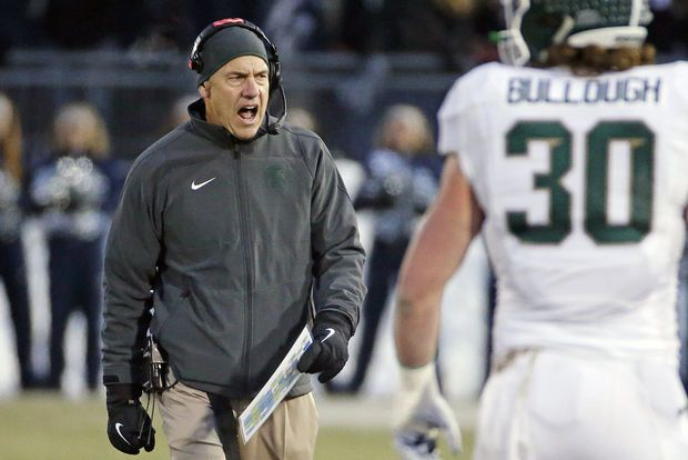 Column: Time to credit Mark Dantonio for making Michigan State football history | MLive.com