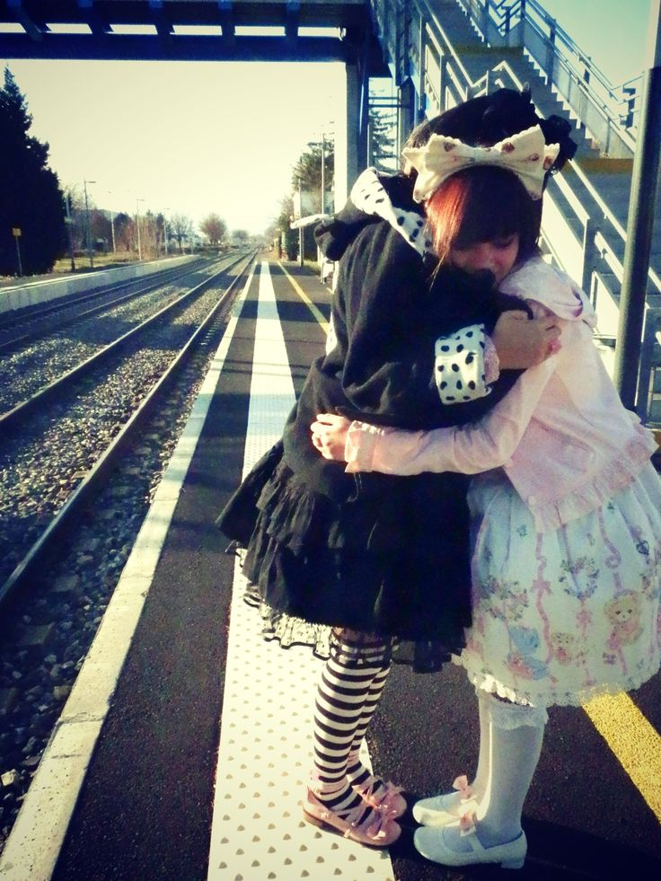 Lesbian Lolitas Lolita Gothic Lolita Skirts Fashion