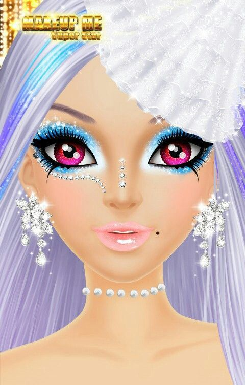 Libii game make up me superstar