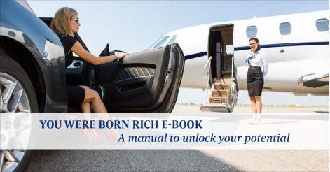 "Subscribe for your free eBook ""You Were Born Rich"" http://knowledge.realwealthrevolution.com"
