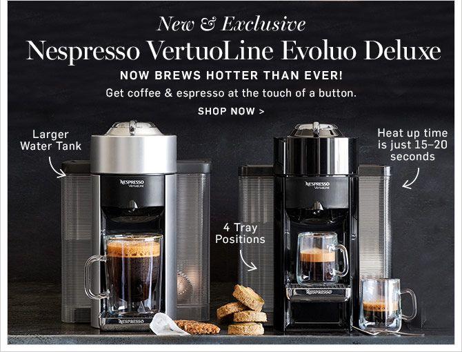 Nespresso Evoluo Deluxe - Coffee Machine Price