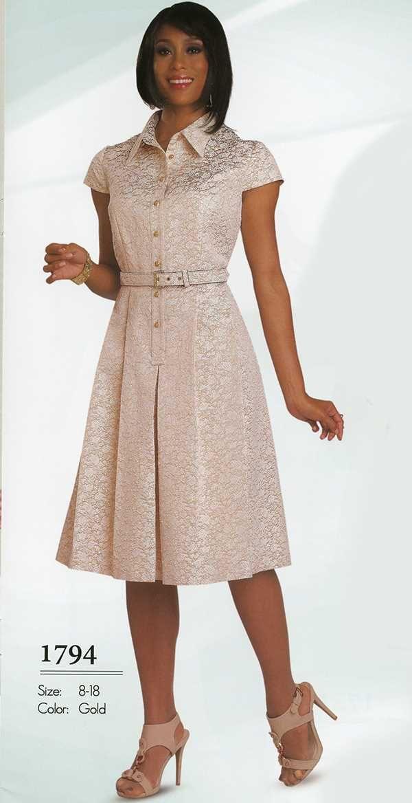 Chancelle Dresses 1794 Ladies Dress