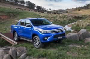 Toyota has finally taken the wraps off the eighth generation Hilux