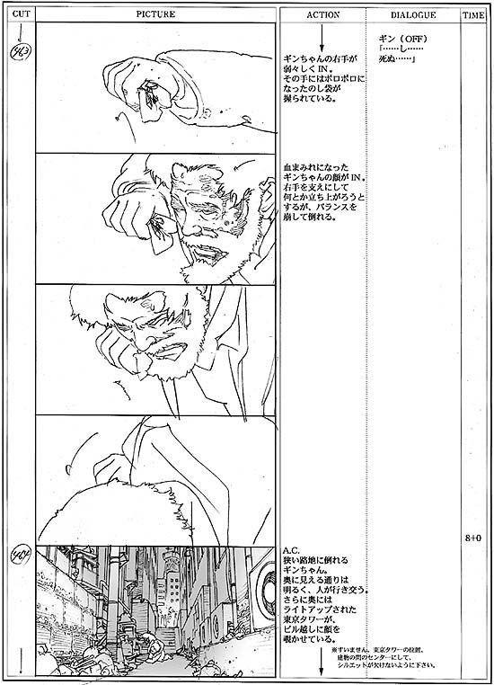 【轉載】分鏡表有多重要,看宮崎駿就知道 - 動畫/影片相關(含MAD) - 大專院校動漫相關社團交流站 - Powered by Discuz!