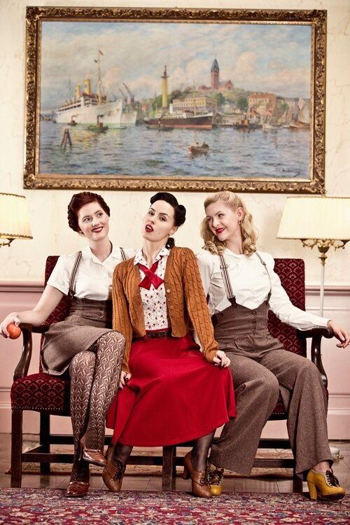 Miss Poppy: op deze site leuke kledij die je letterlijk terugbrengt naar de tijd van toen!