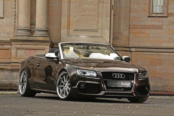 Audi A5 Convertible-My car...how I wish I could use it 365 days a year!