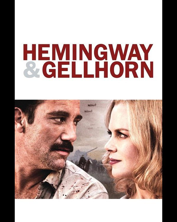 #moviesonline  #streaming  #movies  #Biography #Drama #Romance  #HemingwayGellhorn  Watch Hemingway & Gellhorn Free on 123Movies It was a romance born out of war...and later torn apart by it. This powerful drama recounts one of the great love stories of the 20th century: the relationship between literary giant Ernest Hemingway and trailblazing war correspondent Martha Gellhorn.#fashion #film #twitch