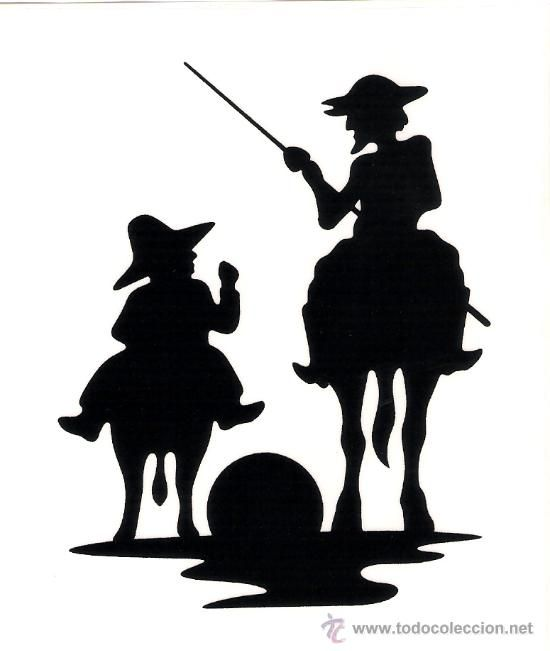 don quijote y sancho panza - Google Search