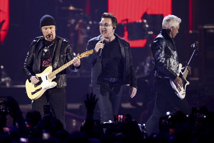 The lawsuit says U2 heard his song after signing on with Island Records in 1989, the same year Rose provided a demo tape to recording studio executives.