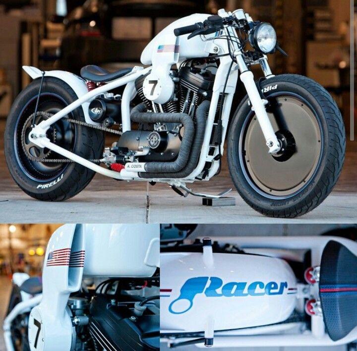 Custom build racer..