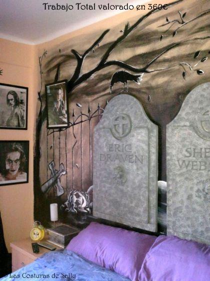 Más de 1000 ideas sobre dormitorio gótico en pinterest ...