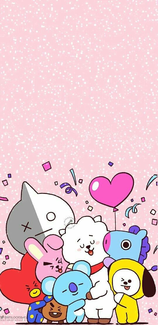 Pin By Kookie On Bt21 Bts Wallpaper Cute Wallpapers Bts Drawings Bts and bt21 wallpapers