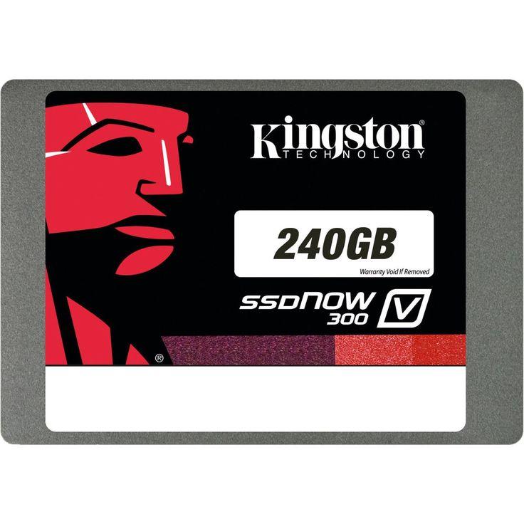 "Flash SSD Kingston V300 2.5"", 240GB, SATA 3 - eMAG.ro Cumpara Flash SSD Kingston V300 2.5"", 240GB, SATA 3 online de la eMAG la pret avantajos. Livrare Rapida! Drept de retur in 10-30 de zile. EMAG...."
