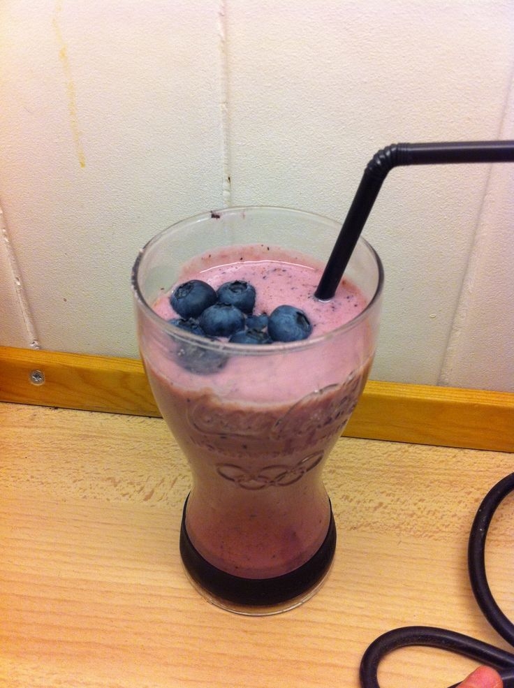 how to make healthy fruit smoothies in a blender