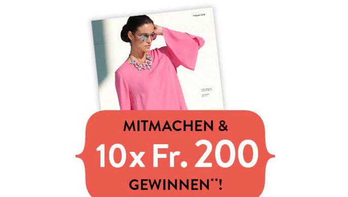Bauchst du neue Kleider? Dann mach mit und gewinne 10x1 Veillon Gutschein im Wert von je CHF 200.-  Hier mitmachen: https://www.alle-schweizer-wettbewerbe.ch/gewinne-10-veillon-gutscheine/