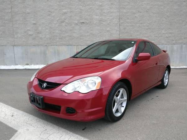 2002 Acura RSX Type-S – 6 Speed – Leather