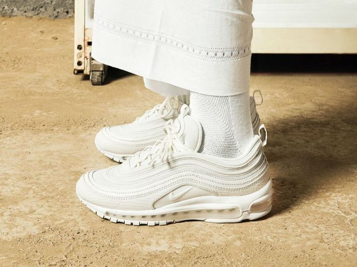 Artists Ali Cha'aban and Rayan Nawawi Pay Homage to '90s Nike With Their Air Max 97 Photo Shoot | Unrated
