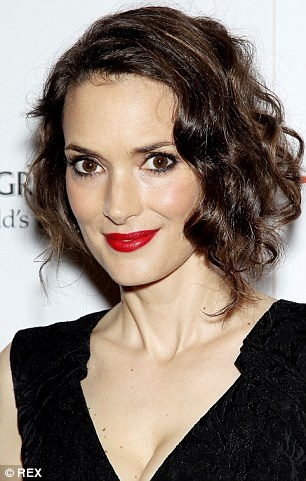 Winona Ryder, still incredibly gorgeous and talented. I don't understand why Hollywood shunned her so much for just shoplifting. Yeah, it was a low point but come on....other stars have done much worse without it damaging their careers to much. This lady had and has true talent! Glad she has made a comeback in recent years.