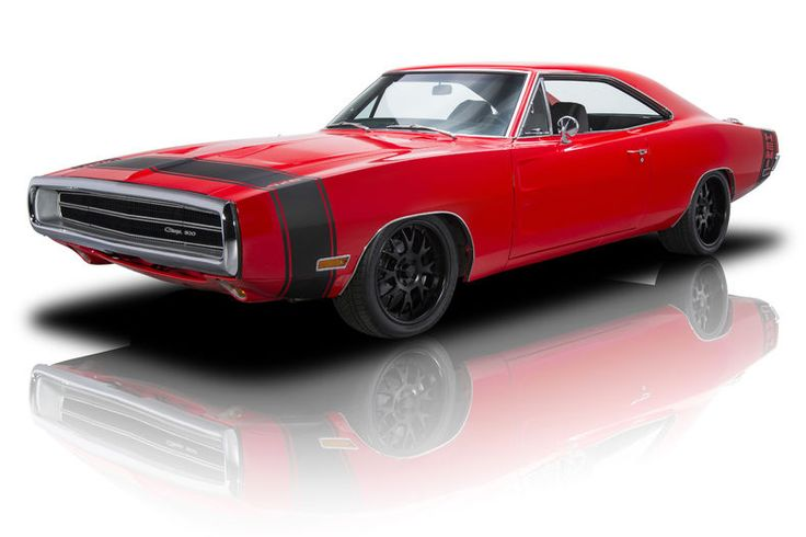 1970 Dodge Charger  Ground Up Built Charger 500 426 HEMI 5spd PS PB AC 4-link #ad