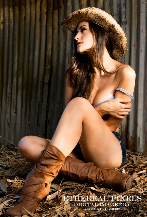 Do you have a cowboy hat and boots?