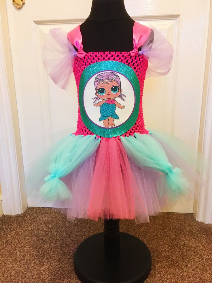 Lol surprise doll Merbaby tutu dress – L.O.L Surprise Baby Dolls