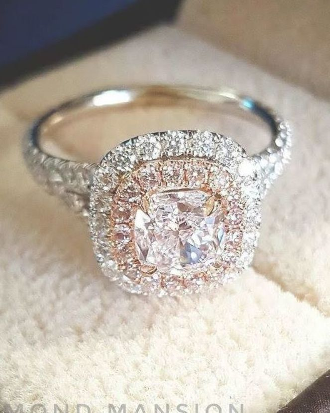 For Middle Ring Size All The Middle Ring Sizes Are Also Available In Between3 To 14 Pink Diamonds Engagement Diamond Wedding Bands Gold Diamond Wedding Band