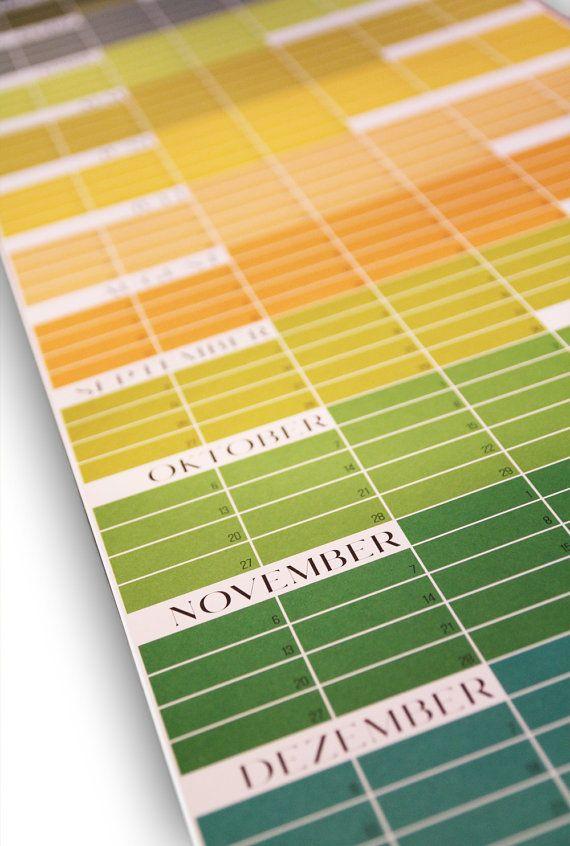 Ewiger Kalender Immerwährender Kalender EVERGREEN von WiLaNo everlasting calendar Ewiger Kalender Immerwährender Kalender EVERGREEN von #WiLaNo #greenery #evergreen #etsy #etsyfinds #grün #gelb #ewigerkalender #walldecoration #ecofriendly