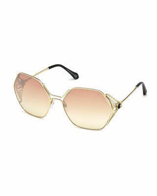 19de77488b4b Roberto Cavalli Designer Hexagon Gradient Metal Sunglasses, Pink   Women >  Accessories > Sunglasses Aviators > Light Lenses   Sunglasses, Roberto  cavalli, ...