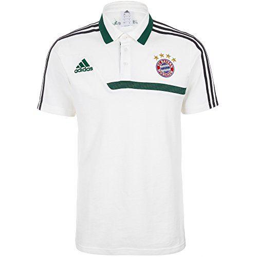 Adidas FC Bayern München Poloshirt Herren 6 - 50