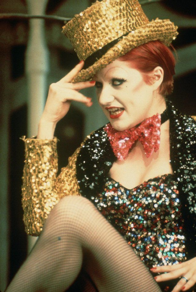 Pin for Later: 450 Pop Culture Halloween Costume Ideas Columbia From The Rocky Horror Picture Show