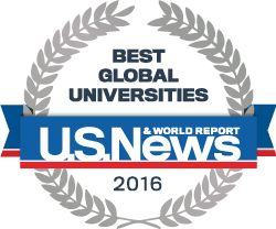 A stellar education is a #global opportunity. See the US News ranking for the top universities in the world. The Best Global Universities list includes schools from the USA, Canada, Asia, Europe and more.