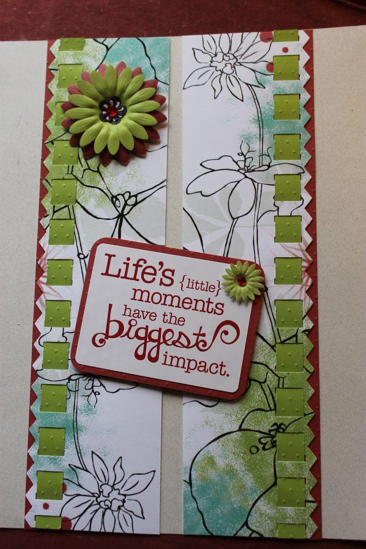 Scrapbook ideas creative memories - Enchanted Cm Border Maker