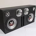 Caixa Acústica Canibal- produto Foxer Alto Falantes