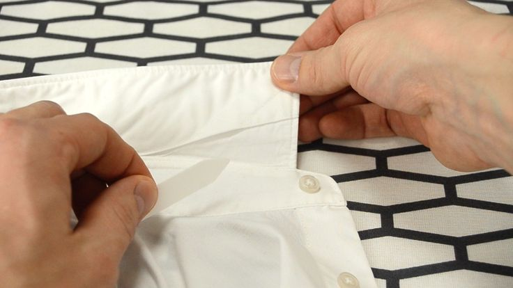 A Complete Guide on #HowToIronShirts ... Perfectly!