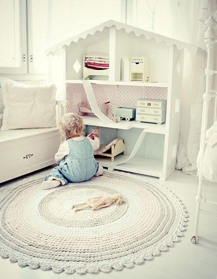 M s de 25 ideas incre bles sobre habitaciones decoradas - Habitaciones infantiles romanticas ...