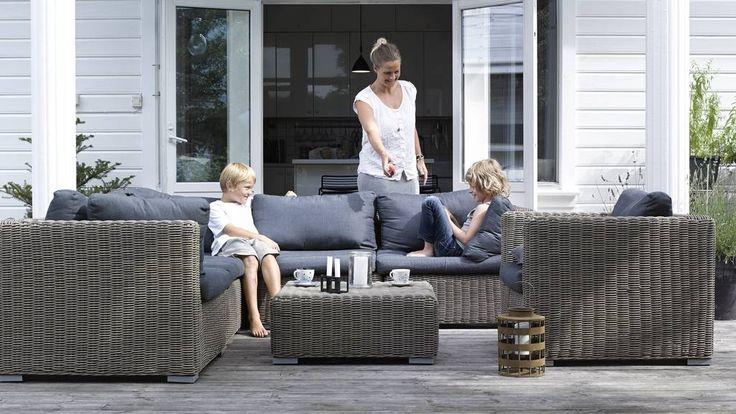 Liker fargen på møbler & puter. Praktisk og nøytralt