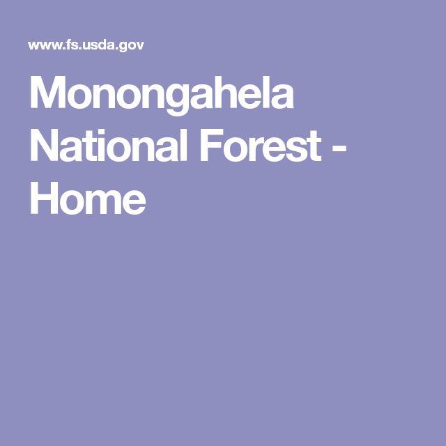 Monongahela National Forest - Home