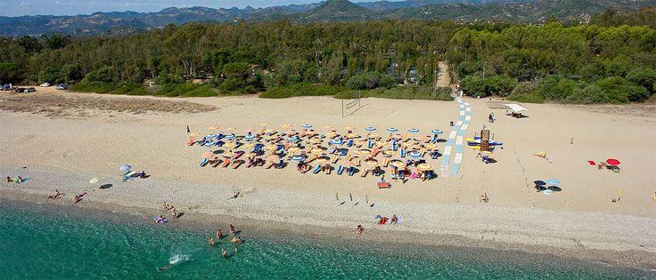 Camping Villaggio L'ultima Spiaggia, Bari sardo (Ogliastra), Sardegna: http://www.topcampings.it/it/camping/875/Camping-Villaggio_Lultima_Spiaggia.html