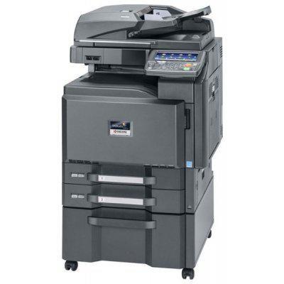 Монохромный лазерный МФУ Kyocera TASKalfa 3501i (1102NB3NL0) (1102NB3NL0)  — 112491 руб. —  A3 Duplex Net 35стр A4 копир/принтер/сканер НyPAS (Без крышки)