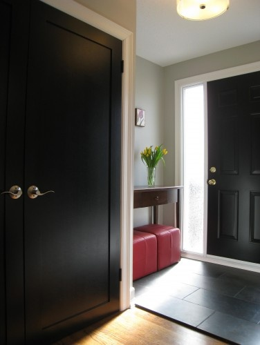Dark doors & 127 best Paint the Doors Dark images on Pinterest | Facades ... pezcame.com