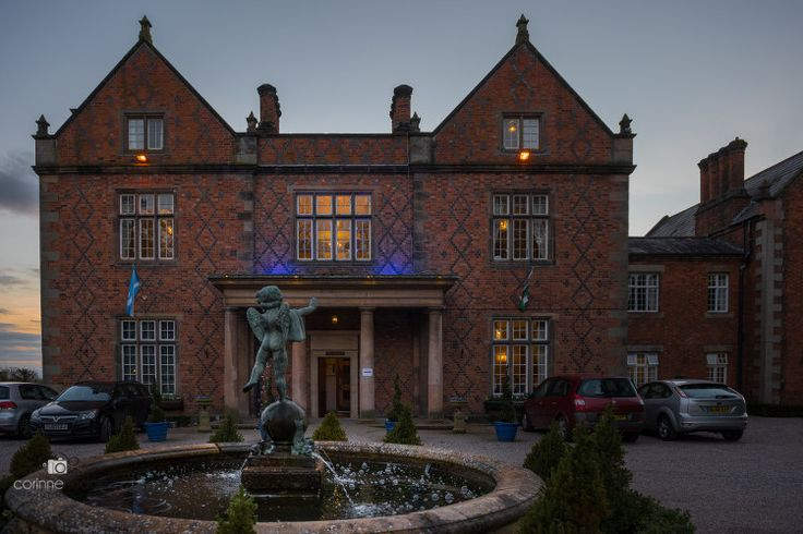 Willington Hall, Chester by Corinne Fudge Photography