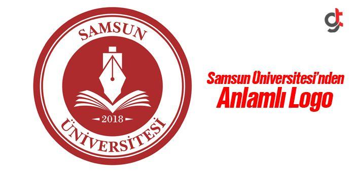 Samsun Universitesi Nden Anlamli Logo Logolar Kitap Gercekler