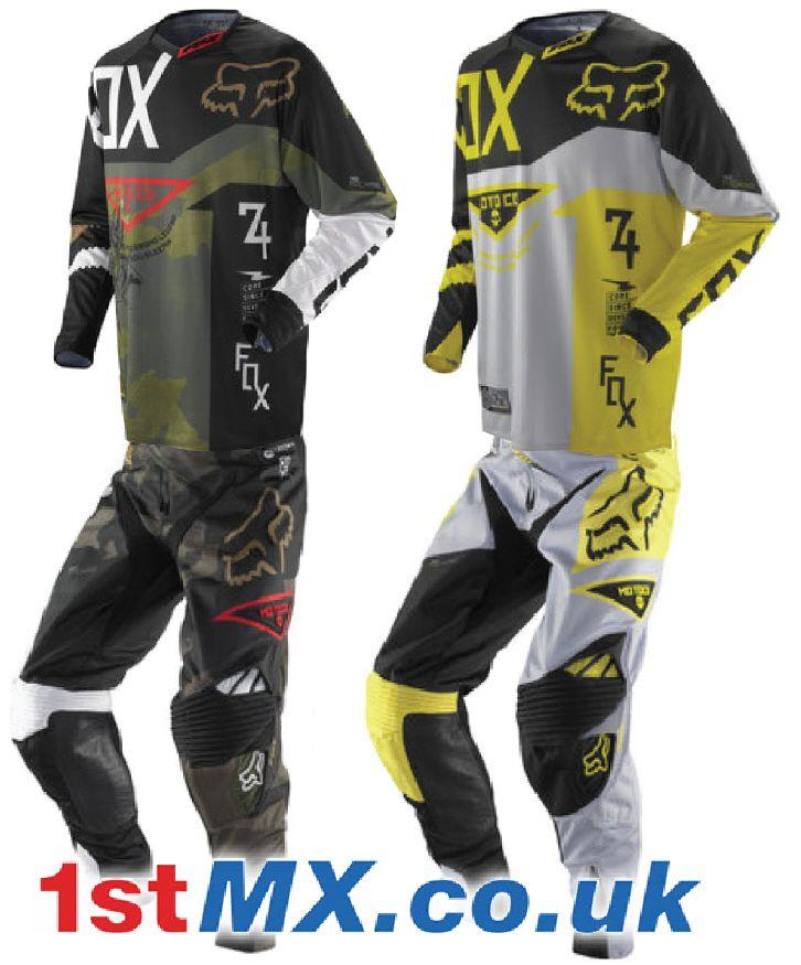 fox motocross pants | Fox Motocross Gear Size Chart
