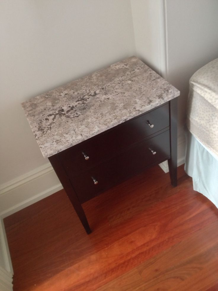 CE Bedsides with granite top
