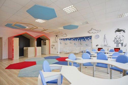 Przedszkole Mega Mocni- Strona 3 - Aranżacje hoteli, restauracji, biur - Sztuka Wnętrza