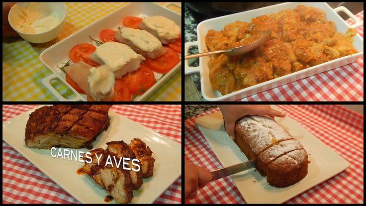 Recetas tradicionales de cocina