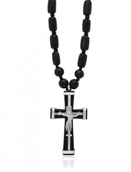 Крест 'Верую' - Georgia Loves
