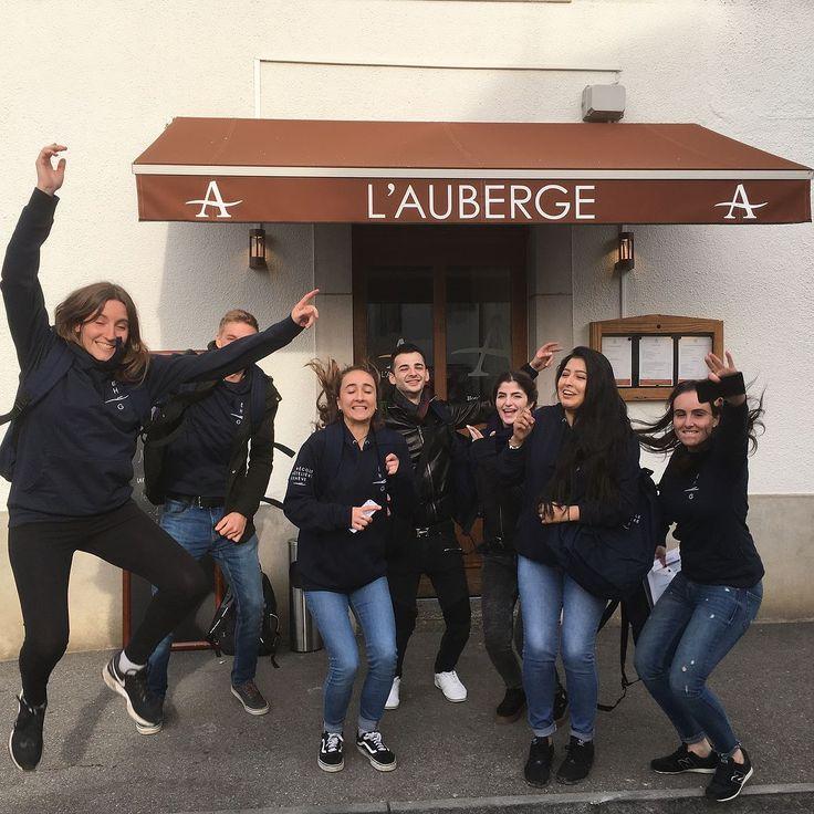 Le Rallye EHG est lancé  la visite du grand Geneve et sa découverte à démarré.  Bon Rallye à tous #geneve  #geneva  #lakegeneva #lacleman #restaurant #ehg  #EHGLife#ecole #ecolehoteliere #ecolesuisse #hotelschool #swisshotelschool #hotellerie #swissriviera #switzerland  #lac #riviera  #genevalake  #visitgeneva  #switzerland #lacdegeneve  #genevacity #lacleman  #igersuisse  #genevalive #ehgcampus #gastrosuisse #restaurant #hotelmanagementschoolgeneva #hmsg