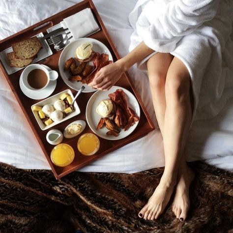 Breakfast in bed | The Transatlantic | VSCO